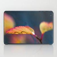 leaf iPad Cases featuring Leaf by Dora Birgis