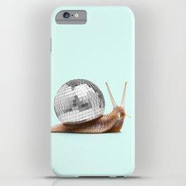 DISCO SNAIL iPhone Case
