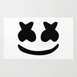 marshmello logo Rug