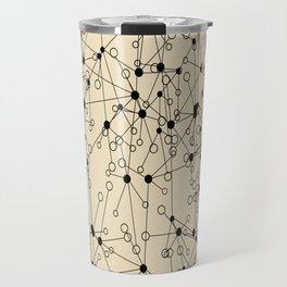 Stars sky map Travel Mug