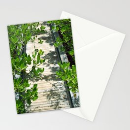 Long Key Boardwalk Stationery Cards