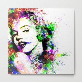 Monroe. Metal Print
