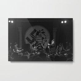 Anti-Flag Metal Print
