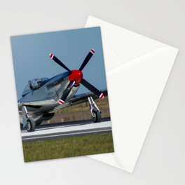 P-51 Mustang Stationery Cards