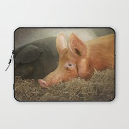 The next morning....the perils of drink! Laptop Sleeve