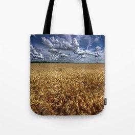 Amber Waves Of Grain Tote Bag