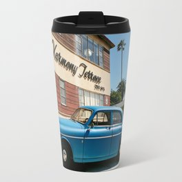 Harmony Terrace Los Angeles California Travel Mug