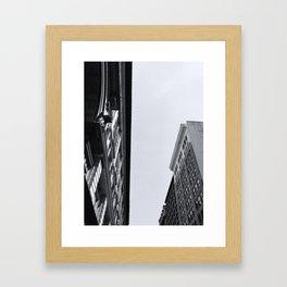 Don't trip 23 Framed Art Print
