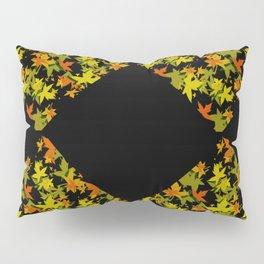 Fall Color Diamond 4 Pillow Sham