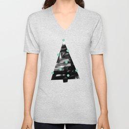 Christmas Tree 1 Unisex V-Neck