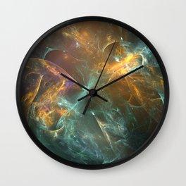 Galactic Apocalypse Wall Clock