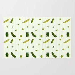 Pickles Rug