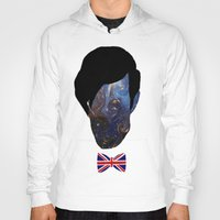 the who Hoodies featuring Who? by FOREVER NERD