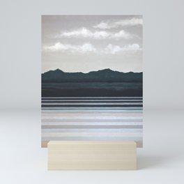 Goleta Reflections  Mini Art Print