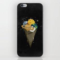 Galactic Ice Cream iPhone & iPod Skin