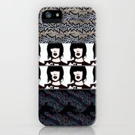 Yeah Yeah Yeahs iPhone Case