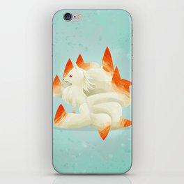 038 Ninetales iPhone Skin