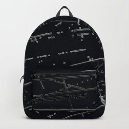 Neon Disco #3 Backpack