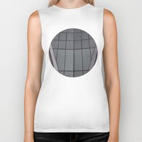 bow Biker Tanks featuring Bow by RMK Creative