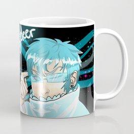inumuta and an annoying logo Coffee Mug