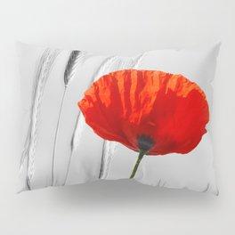 Poppy Red 070 Pillow Sham