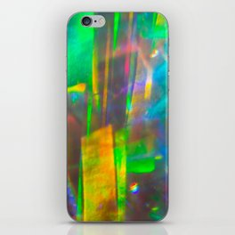 Prisms Play of Light 4 iPhone Skin