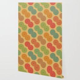 Retro Striped Pattern 18 Wallpaper