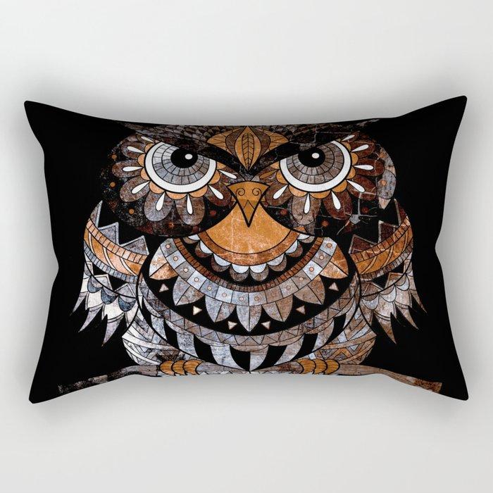 OWL 3 Rectangular Pillow