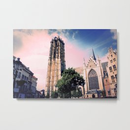St. Rumbold's Cathedral Metal Print