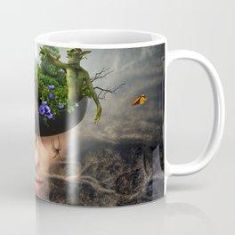 A Fantasy Land In Your Head Coffee Mug