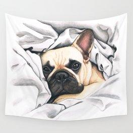 French Bulldog - F.I.P. - Miuda Frenchie Wall Tapestry