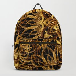 Earth Star Mandala Backpack