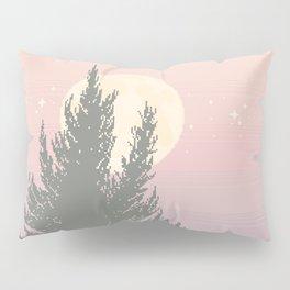 Evening Moonrise Pillow Sham
