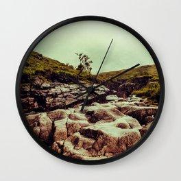 SCOTLAND / Glen Etive, Highlands / 02 Wall Clock