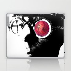 Opto Mac head Laptop & iPad Skin