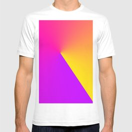 Abstract Summer Impression T-shirt