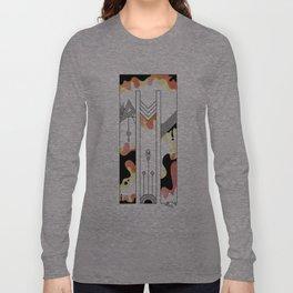 m typo Long Sleeve T-shirt