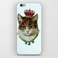 Queen Kitty iPhone & iPod Skin