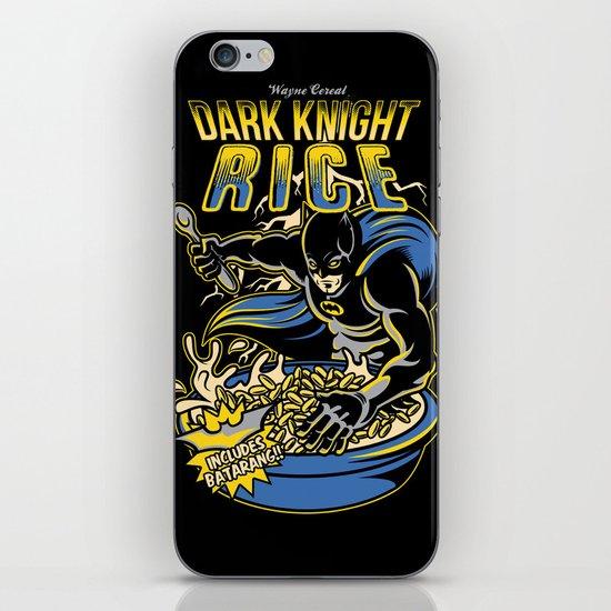 Dark Knight Rises iPhone & iPod Skin