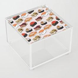 Sushi Persian Cat Acrylic Box