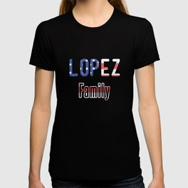 Lopez Family T-shirt