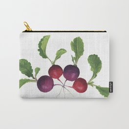 Easter Egg Radishes Carry-All Pouch