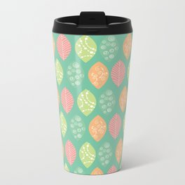 leafes Metal Travel Mug