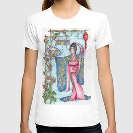 Japan: Kabuki Dancer T-shirt