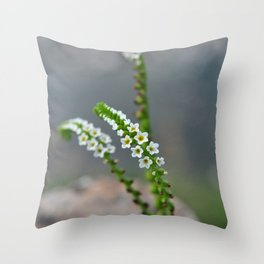pretty little things Throw Pillow