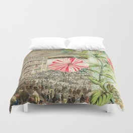 A Night At The Theatre Duvet Cover