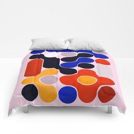 Mid-century no5 Comforters