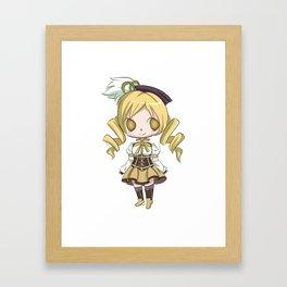 Mami Tomoe Framed Art Print