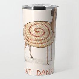 Great Dane-ish Travel Mug
