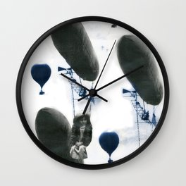 People's palaces Wall Clock